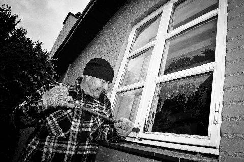 HØYTID FOR INNBRUDD: Hundretusenvis av ferieglade nordmenn vil forlate boligen sin og reise bort. Samtidig er sommerferien høytid for innbruddstyver.