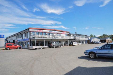 SLUTT: TK Motor på Kronstad meldte oppbud i juni. Da hadde selskapet en gjeld på cirka 21,7 millioner kroner. Dette bildet er tatt ved en tidligere anledning.
