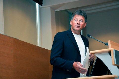 SAMFUNNSUTVIKLING: - Dette er i forhold til både samfunnsutvikling og vekst, sier Alta-rådmann Bjørn-Atle Hansen om administrasjonens innstilling.