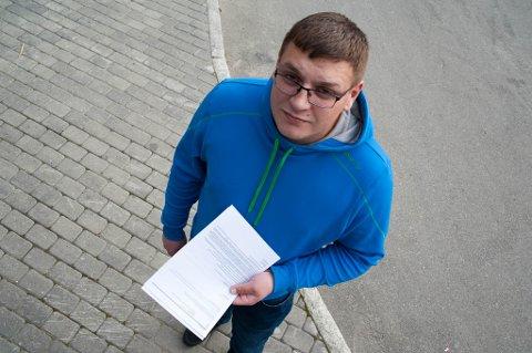 FIKK PENGEKRAV: Magnus Olaussen sa opp abonnementet etter det han så som en svært mangelfull tjeneste. Etterpå fikk han et pengekrav.
