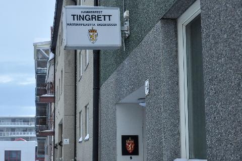 Hammerfest tingrett.