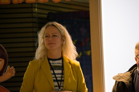 LEDER: Rikke Syvertsen Raknes går fra å være kommunalleder i Alta kommune til å blir rådmann i Seljord kommune.