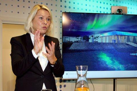 GRIPER IKKE INN NÅ: Statsråd Monica Mæland griper ikke inn mot de 124 kommunene som har strengere regler enn andre nå. Hun vil vente på nasjonal veileder.