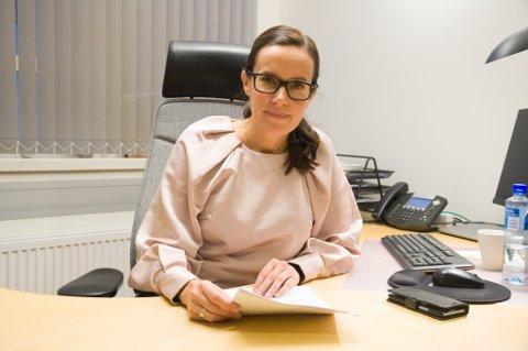 OPTIMIST: –  Dette er et bedre vedtak enn hva vi fryktet, men jubelen slippes ikke helt løs før etter desembermøtet, fastslår hammerfestordfører Marianne Sivertsen Næss .