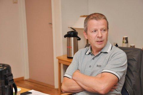 SIER OGSÅ NEI: - Vi er veldig på linje med Hammerfest, sier Ole Steinar Østlyngen, leder av Alta Ap.