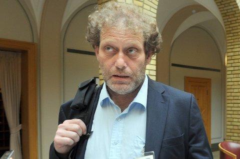NYANSERER: Frederic Hauge sier til VG at han ikke ser noe annet alternativ enn at utslippene fra gruvedriften slippes ut i Repparfjorden.