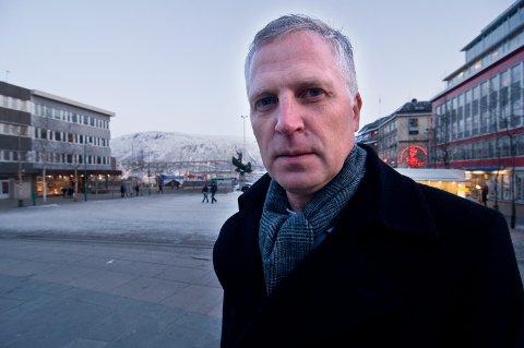 HEMMELIG SØKER: Øyvind Korsberg er nå avslørt som den hemmelige søkeren til rådmannsjobben i Gamvik. Og alt tyder på at han blir ansatt.