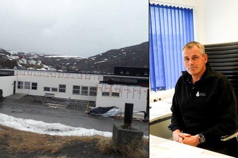 KRITISK: Fire daglige ledere er kritisk til byggeprosjektet på gamle Baksalen skole. - Formålet er at vi skal bli forespurt når det er prosjekter kommunnen skal ha gjennomført, sier en de som har signert klagen, Rolf Johnny Nilsen.