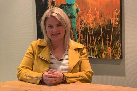 NY LEDER: Henriette Saxi er den nye lederen i Varanger Næringssenter.