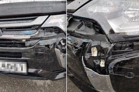 - KJIPT: - Det var veldig kjipt å finne bilen ødelagt, sier Anne-Lise Dahlberg Kvien.
