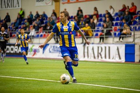 TAPTE: Alta IF tapte 0-1 mot Skeid lørdag.