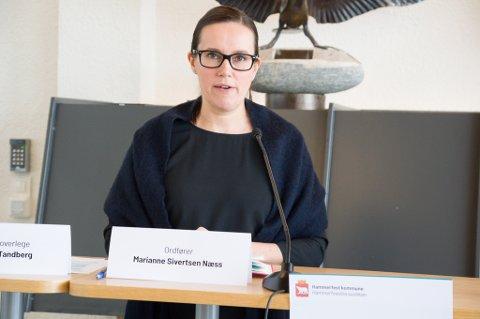 DRAMATISK: Ordfører Marianne Sivertsen Næss mener situasjonen i Hammerfest nå er dramatisk.