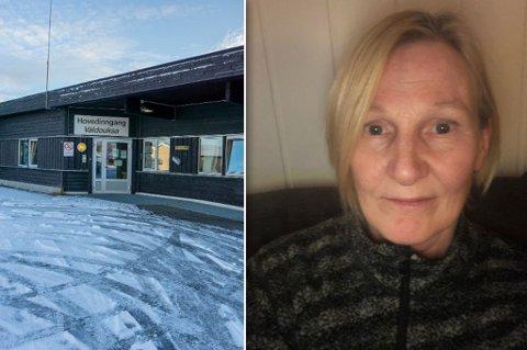 RAMMET: Nina Sætrum er en av de ansatte som ble koronasmittet på Sykeavdelinga. -  Vi har gått med smittevernutstyr hver eneste dag og brukt munnbind. De fleste ansatte har nok blitt smittet før man visste at viruset var der, sier hun.