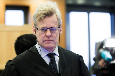 FORSVARER: Advokat Morten Furuholmen i Advokatfirmaet Furuholmen/Dietrichson forsvarte den nå domfelte mannen.