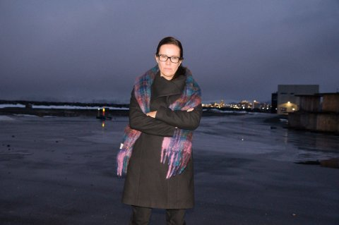 VIL STENGE: Marianne Sivertsen Næss ønsker å stenge av Finnmark for trafikk.