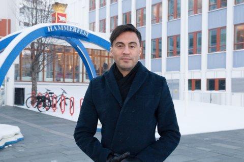 TILBAKE I HJEMBYEN: Geir Håkonsund