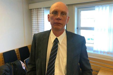 FORSVARER: Advokat Gisle Loso var forsvarer for mannen, som nylig ble dømt.