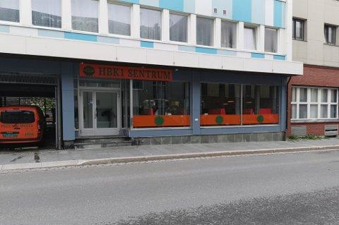 STENGTE: Spisestedet HBK 1 stengte i november i fjor etter noen måneders drift.