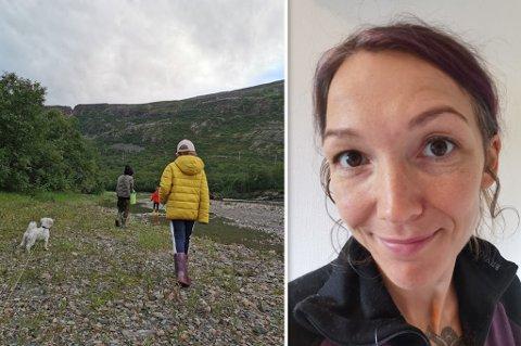 FLYTTET HJEM: Liv-Charlotte flyttet hjem for familien og naturens del, etter 15 år borte. Nå lurer hun på hvor de får lov å være i sitt nye nærområde.
