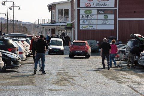 Norge åpner opp grensen til Västerbotten.