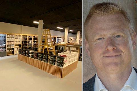 FLERE ETABLERINGER: Franchise-leder Tommy Nielsen, sier at de fortsetter å utvide i Norge.