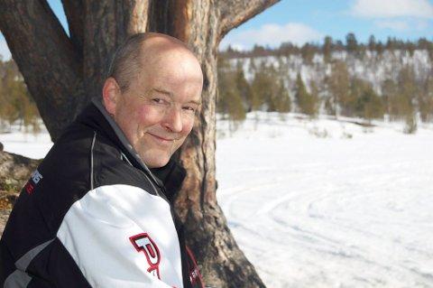 SKUFFET: - Jeg føler meg dolket i ryggen, sa mangeåring selger av Polaris-produkter Sven Ole Heitmann hos Finnmark Motorservice.