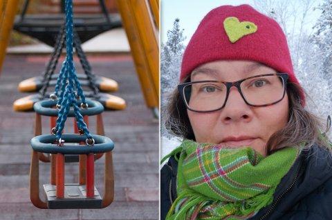 NY JOBB: Gøril Figenschou skal stå på for de unge i Finnmark.