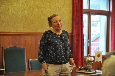 SINT: Kari Lene Olsen (Ap) er mildt sagt misfornøyd med å ha blitt klubbet ned av ordfører Jan Olsen tidligere denne uken.