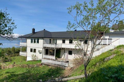 """""""KUPPET"""": Dette huset i Hansmarka ble kjøpt før den oppførte visningen. Fenomenet kalles for """"kupping"""", og er mer kjent fra hovedstaden enn fra Tromsø."""