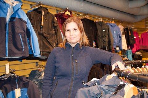POPULÆRT I 2020: Da Korona kom til Norge bestemte «alle» seg for å begynne å gå på tur. Det merket Camilla Baardsen Kleven godt i butikken sin.