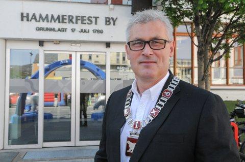 KAN OVERTA: Terje Wikstrøm (Ap) kan bli byens neste ordfører hvis Marianne Sivertsen Næss blir stortingspolitiker etter høstens valg. Foto: Trond Ivar Lunga