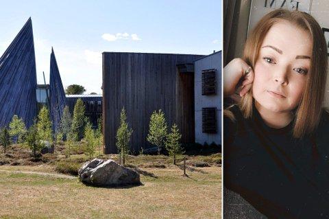 SØKER: Stine Ericsson Anti (25) er blant de ni som er interessert i jobben.