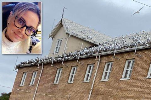 MYE ER FORSØKT: Konstituert leder for bolig og eiendom, Britt-Jorunn Sjøtun Holmgren, sier at det er forsøkt mange løsninger før avgjørelsen om å flytte ble tatt.