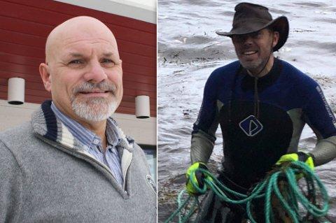 STARTER VIRKSOMHET: Olav Gunnar Ballo og Paul Olav Røsbø, har gått sammen med flere andre i det nye selskapet.