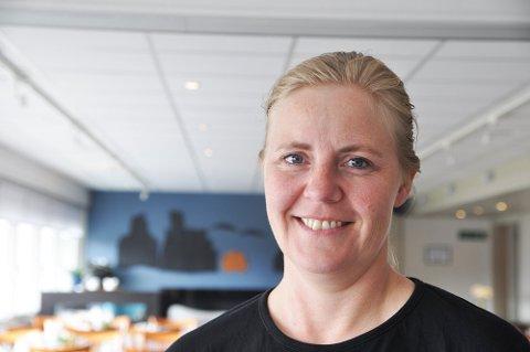 Maria Sørbø, styreleder i Visit Nordkapp.