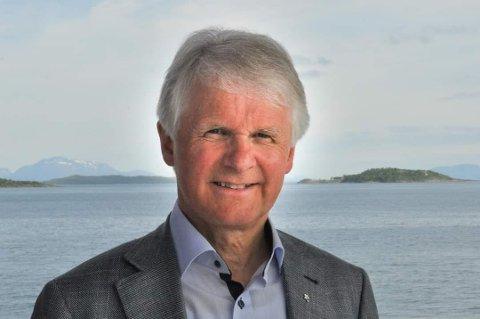 KUPA: Seniorrådgiver i KUPA Vidar Haukebøe.
