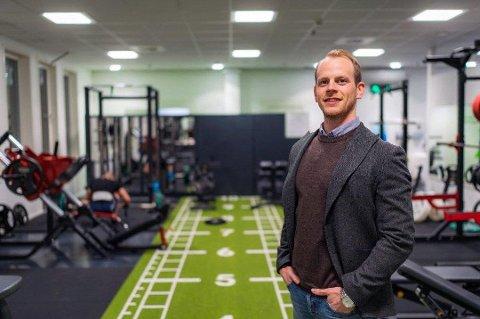 30 TRENINGSSENTRE: Før året er omme ønsker Mats Ola Martinsen at kjeden skal ha 30 treningssenter.