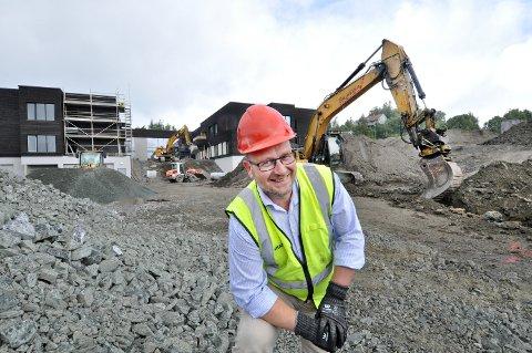 FLYTTET: Jowo AS, som har som formål å drive med rådgivning til kommuner, fylkeskommuner og andre offentlige forvaltningsorganer, har flyttet forretningsadresse til Levanger. Eier er Jørgen Worum (bildet).