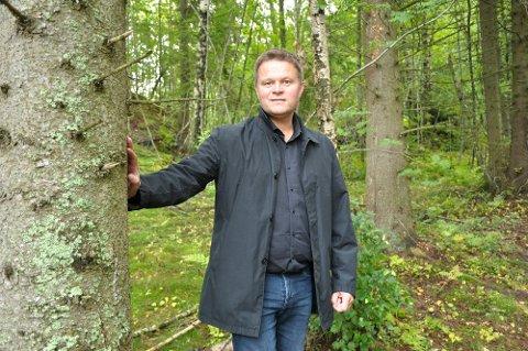 ENDRINGER: Luhmi Holdings nye formål er eiendomsutvikling, herunder utleie og deltakelse i andre selskaper eller virksomheter. Eier er Lasse Sørli, Høgberget.