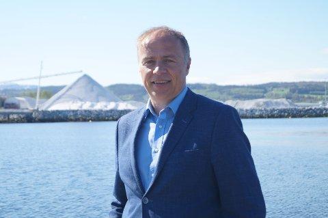 – Vi anser vår CO2-fangstteknologi som et viktig bidrag for å bekjempe klimakrisen til en kostnadeffektiv måte, sier Odd-Geir Lademo, administrerende direktør i Ocean GeoLoop AS.