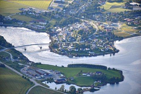 UTBYTTE: Gjensidige-kunder i Inderøy mottar i disse dager 4,3 millioner kroner i utbytte.