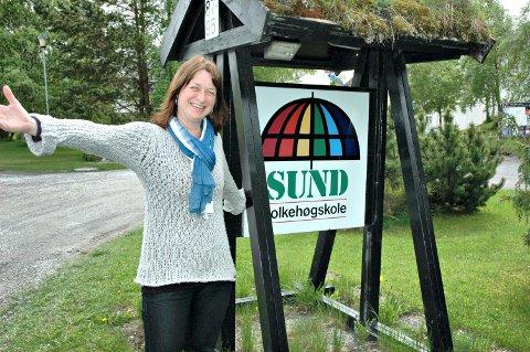 Sund - Assisterende rektor Astrid Moen
