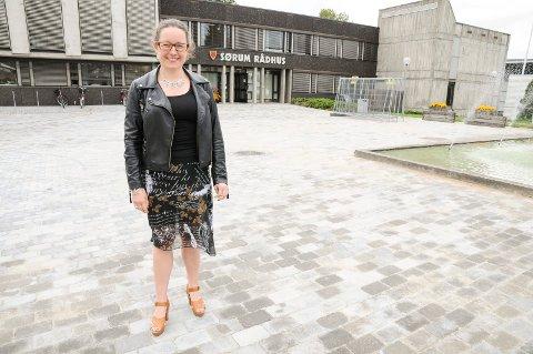 Ordfører Marianne Grimstad Hansen er klar for å ta imot innbyggerne til folkeavstemning i mai.