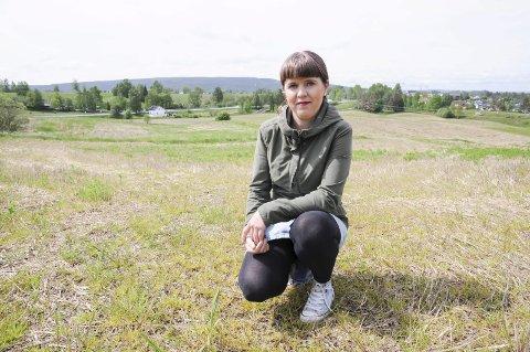 – Må tas på alvor: Gruppeleder Eline Stangeland i Miljøpartiet de Grønne mener klimaet må setter på dagsorden.