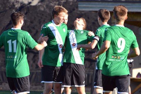 Gjelleråsen vant serien, og Marius Pande var en meget viktig brikke for grønntrøyene.