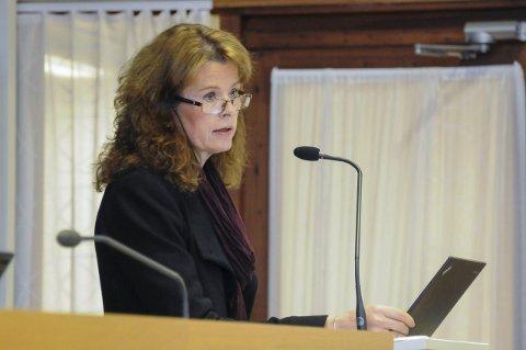 Stor turnover: Rådmann Siri G. Kielland i Sørum kommune har sett mange ansatte forsvinne de siste årene.