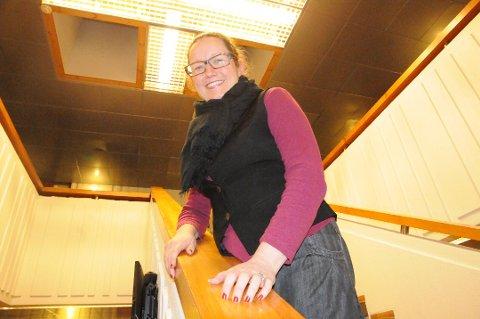 Marianne Grimstad Hansen leder styringsgruppa for grenbanene.