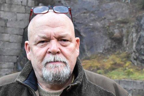 STERKE MENINGER: Varaordører Geir Olsen i Aurskog-Høland mener han må få dele sine meninger uten å bli karakterisert som rasist.