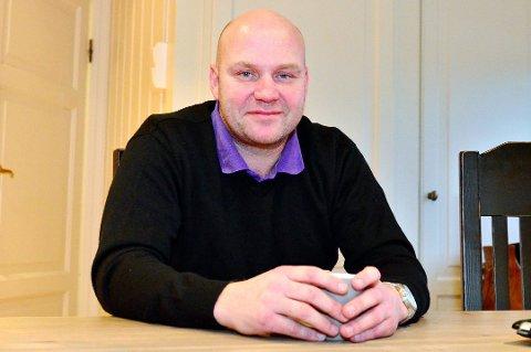 Leder: Hans Sauge i AFSKs fotballgruppe kaller inn til strategimøte.