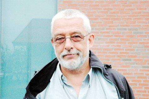 Ber kommunen tenke seg om: Johan Saers fra Bjørkelangen.